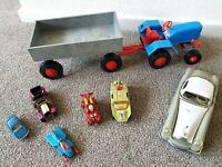 Voitures, tracteur/remorque - Matchbox - Husky - Corgi - Herbart - recherchées