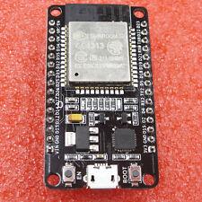Placa de desarrollo ESP-32S ESP-32 2.4GHz doble modo módulo de Antena Wifi + Bluetooth