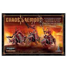 Games Workshop - Warhammer 40k - Chaos Daemons - Bloodcrushers of Khorne