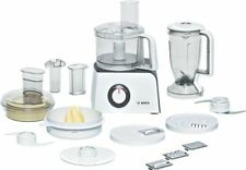 NEW Bosch MCM4100 Styline Compact Food Processor 800W 2 Speed Settings