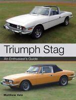 Triumph Stag Car Book