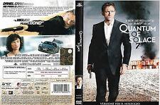 AGENTE 007 - QUANTUM OF SOLACE (2008) dvd ex noleggio