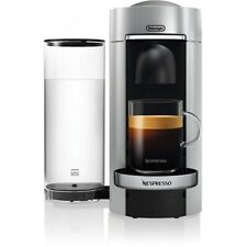 DeLonghi ENV 155.S Nespresso Vertuo Plus Kapselmaschine silber/schwarz 1,7 Liter