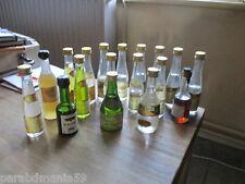 Lot de 18 Mignonnettes - Divers Liqueurs