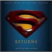 John Ottman - Superman Returns [Music from the Motion Picture] (Original CD)