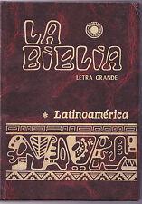Biblia Latinoamericana, Letra Grande Edicion Pastoral Pasta Roja - L003