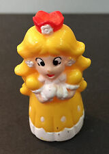 NINTENDO Super Mario Land Vintage Princess Peach Figure JAPAN EXTREMELY RARE