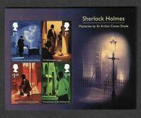 Sherlock Holmes-Great Britain 2020-Min sheet mnh-Sir Arthur Conan Doyle-