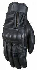 Furygan Motorbike Motorcycle Summer James D3o Leather Gloves - Black 2xl
