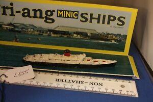 RMS SAXONIA Cunard Transatlantic 1st series liner M708  playworn condition