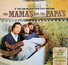 MAMA'S AND PAPA'S IF YOU CAN BELIEVE...LP 1971 REISSUE