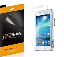 6X SupershieldzHD Clear Screen Protector Shield Film For Samsung Galaxy S4 Zoom
