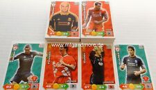 Adrenalyn XL Liverpool FC 11/12 - ALLE 80 BASIS-Karten