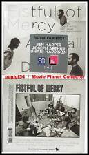 """FISTFUL OF MERCY """"As I Call You Down"""" (CD Digipack) 2006"""