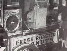 NCR Cash Register CRETORS Popcorn Peanut WAGON 1900's Street Scene 20x16 PHOTO
