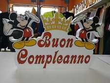 Tavolo Compleanno Topolino : Festa topolino ebay