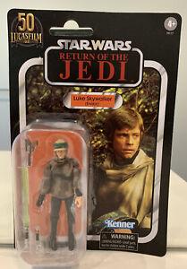 Star Wars, Luke Skywalker (Endor), Vintage Collection, Jedi, Stormtrooper, MOSC
