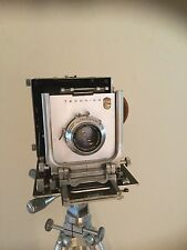 Linhof Technika ((((VINTAGE FOLDING CAMERA only $375 WITH LENS AND BOARD!!!!))))