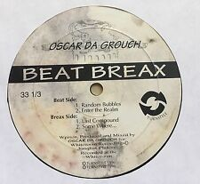 Oscar Da Grouch Beat Breax Turnstyle Records Breakbeat Drum Bass Jungle Hip-Hop