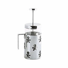 Designer ALESSI Girotondo 8 Cup Press Coffee Plunger