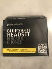NIOB NEW Jabra Wireless Bluetooth Headset for Smartphones (BT2046) (BLACK)