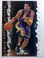 2000-01 Upper Deck MVP MVPerformers Kobe Bryant #P1, Los Angeles Lakers