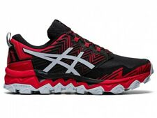 ASICS Running Shoes GEL-FUJITRABUCO 8 1011A669 CLASSIC RED/PIEDMONT GREY