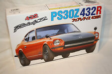 Nissan 432 Fairlady Z (PS30Z 732R) - 1:24 - Fujimi