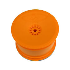 DE Racing SpeedLine REAR Wheels Kyosho RB5 / RB6 / ZX5 / ZX6 / ORANGE DER-SB-KRO