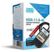 Digital Paint Coating Thickness Gauge Meter Tester Mgr 11 S Al Producer Made Eu