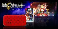 LIMITED BOX Multi-Language Fate/ EXTELLA switch Nintendo Japan version