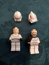 Lego minifigures x 2 troopers .. star wars