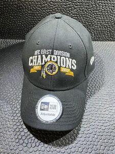 2012 New Era Washington Redskins NFC East Champions Adjustable Hat Official NFL