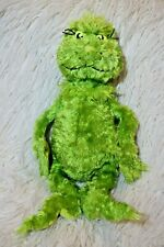 """Manhattan Toy Company 22"""" Grinch Plush Doll from How the Grinch Stole Christmas"""