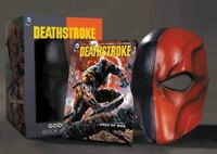 Deathstroke Book and Mask Set by Tony Daniel 9781401259983 (Paperback, 2015)