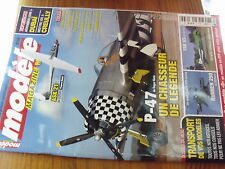 µ? revue Modele Magazine RCM n°769 Plan encarté Gee Bee Mod D / Minimoa Runner..