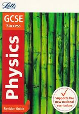 Letts GCSE Success Physics Revision Guide BRAND NEW BOOK (Paperback, 2016)