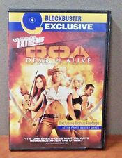 DOA  Dead or Alive   ( Blockbuster Exclusive DVD )    LIKE NEW