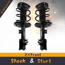 2 Front Quick Strut Set for 2007 2008 2009 2010 2011 2012 NISSAN ALTIMA 2.5L