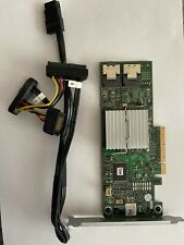 Dell PERC H310 Adapter 8 Port 6GB/s SAS RAID Controller 0HV52W HV52W with cable
