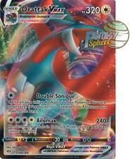 Pokemon 144/189 Drattak Vmax Full Art EB03 Epee Bouclier 3  VF Français