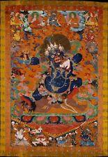 Yamantaka Destroyer of the God of Death Japan Buddhism 12x8 Inch Print