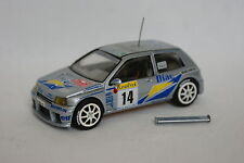 Starter kit monté 1/43 - Renault Clio Maxi Rrallye Monte Carlo 1999