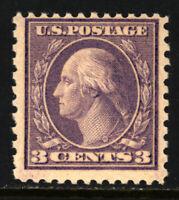 SCOTT 541 1919 3 CENT WASHINGTON REGULAR ISSUE MNH OG F-VF CAT $65!