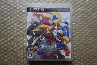 BlazBlue: Continuum Shift Extend PS3 Region Free Sony Playstation3 Japan
