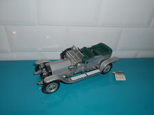 05.11.17.3 1907 rolls royce The silver ghost Voiture Franklin mint 1986 1/24