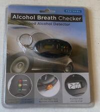 Alcohol Breath Checker Keychain By Protocol 2419-7A