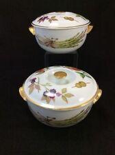 White Vintage Original Royal Worcester Porcelain & China