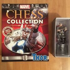 Marvel Comics Official Chess Collection Number 8 Thor White Bishop Figure