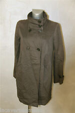 jolie jacket veste saharienne trench coton lin COMPTOIR DES COTONNIERS taille 38
